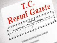 Seçim takvimi Resmi Gazete'de