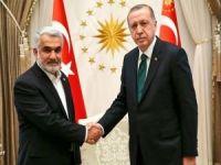 Yapıcıoğlu Cumhurbaşkanı Erdoğan'la görüştü