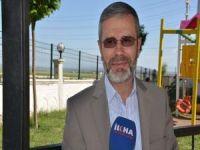 """Yalçın: """"Kürd meselesinin temelinde milliyetçilik yatıyor"""""""