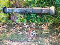 PKK'ya ait drone ve tanksavar silahı ele geçirildi