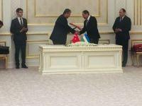 Özbekistan Sanayi ve Ticaret Odası ile MÜSİAD Arasında MoU Anlaşması