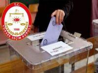 Yerel seçime ilişkin karar Resmi Gazete'de