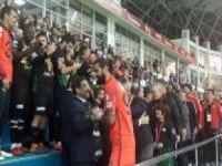 Ziraat Türkiye Kupası'nda şampiyon Akhisarspor