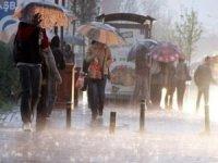 Meteorolojiden Ordu için kuvvetli yağış uyarısı