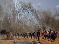 Gazze'de siyonist terörü: 52 Filistinli şehit oldu