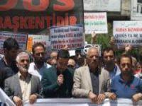 Ergani'de siyonist çetenin katliamları lanetlendi