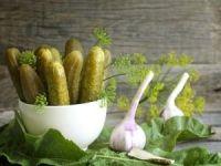 Türk salatalık ve kornişonu 88 ülkenin iştahını açıyor