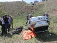 Diyarbakır'da feci trafik kazası: 2 ölü