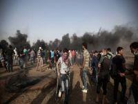 Filistin'de şehid sayısı 66'ya yükseldi