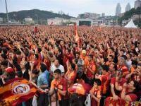 25 bin Taraftar Şampiyonluk için Vadistanbul'da Toplandı