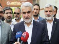 """Yapıcıoğlu: """"Israrlı talepler üzerine bağımsız aday oldum"""""""