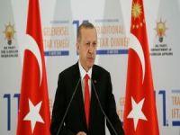 Cumhurbaşkanı Erdoğan: Kudüs'ten vazgeçmeyeceğiz!