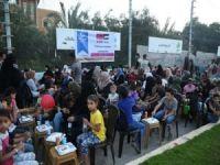 Beşir Derneği Filistin'de İftar Sofraları kuruyor