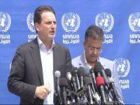 UNRWA Komiseri: Filistinlilerin yaralanma şekli beni şaşkına çevirdi