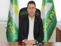 Mehmet Yavuz HÜDA PAR Genel Başkanlığına getirildi