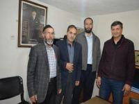 HÜDA PAR milletvekili adayı Gül'den basın ziyareti