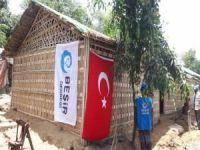 Beşir Derneği, Arakan'da Bambu kent projesine başladı