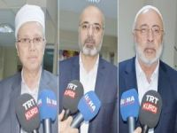 Bitlisli kanaat önderlerinden vahdet çağrısı