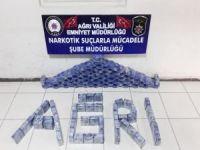 Ağrı'da 66 kilo eroin ele geçirildi