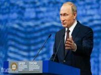 Putin: ABD Avrupa'da füze sistemi konuşlandırırsa karşılık veririz