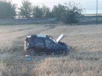 Elazığ'da trafik kazası: Bir ağır yaralı