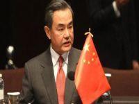 """Wang Yi: """"Tek Çin"""" genel kabul gören bir kural"""