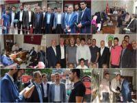 HÜDA PAR milletvekili adaylarından ziyaretler