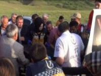 Çocuklar kayalıklardan düştü: Bir ölü iki ağır yaralı