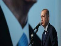 """Erdoğan: """"Bayrağımızı yere düşürmek isteyenlere, fırsat vermeyeceğiz"""""""