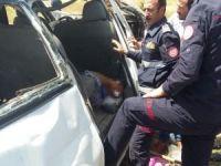 Mardin'de trafik kazası: 6 yaralı