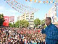 Erdoğan: Sen ne diyorsun neyi serbest bırakıyorsun