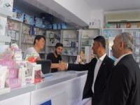 HÜDA PAR Antalya milletvekili adayları esnafı ziyaret etti