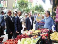 HÜDA PAR Elazığ milletvekili adayları ziyaretlerine devam ediyor