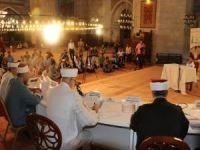 Şehzadebaşı Camii'nde Hafızlık yarışması yapıldı