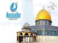 """Mustazaflar Cemiyetinden """"Kudüs"""" çağrısı"""