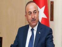 Dışişleri Bakanı Çavuşoğlu'ndan sondaj resti