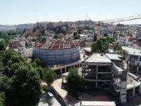 """Gaziantep'te """"Panorama 25 Aralık Müzesi""""nde çalışmalar sürüyor"""