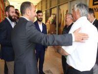 HÜDA PAR'dan İstanbul'da esnaf ziyareti