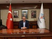 """Vali Ahmet Deniz'den """"24 Temmuz Gazeteciler ve Basın Bayramı"""" mesajı"""