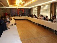 Bingöl'de Yerel Medya Buluşmaları