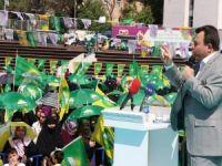 """Yavuz: """"Gelin HÜDA PAR'ın manifestosunu bu memlekette hâkim kılalım"""""""