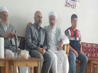 Molla Muhammed Varol ağabeyinin taziyesine katıldı