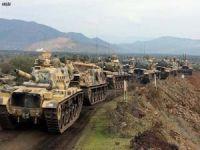 Türkiye askeri Menbic'in mahallelerine girdi