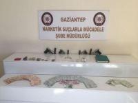 Gaziantep'te uyuşturucu operasyonu!