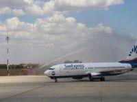 Diyarbakır-Avrupa uçuşları başladı