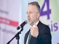 DSİ Genel Müdürü Murat Acu: Ülkemizin vizyon projelerini hayata geçiriyoruz