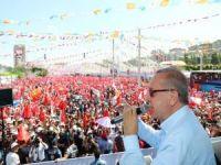 Erdoğan: Kandildeki lider takımını hallettik