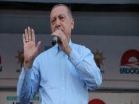 Erdoğan Mardin'de konuştu