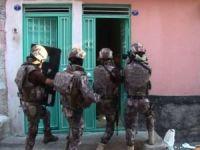 Ağrı'da PKK operasyonunda 11 tutuklama