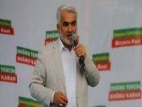 """Yapıcıoğlu: """"Siyasetimizin merkezinde insan ve adalet olacak"""""""